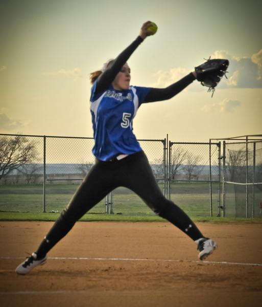 Lady Panther Softball vs  O D  Wyatt 03_03_12 (16 of 237)
