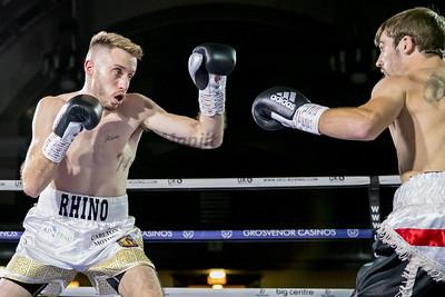 Ryan 'Stewart' Davies vs Chris Adaway