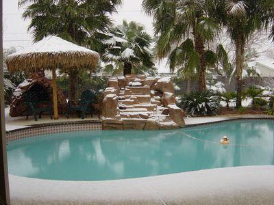 SNOW IN VEGAS 2005