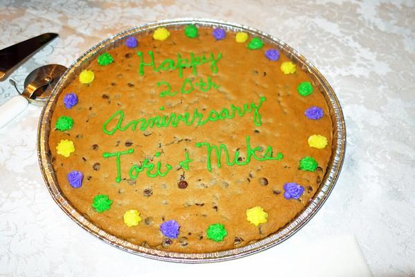 Mike & Tori's 20th Wedding Anniversary