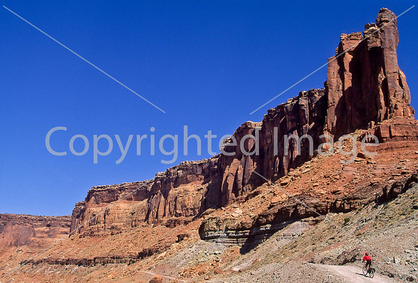 Canyonlands National Park, Utah - Mountain Biking