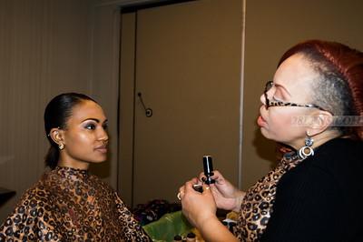 Lynette - Make Up Artist - DC Fashion Week