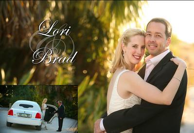 Lori & Brad