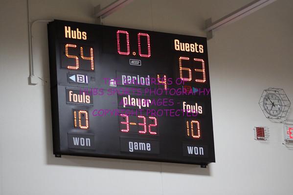 2009-10 RTHS HUBS SOPHOMORE BASKETBALL vs KANELAND