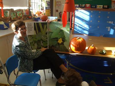 Kindergarten Triangles Halloween