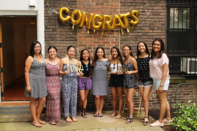 Anica's Graduation Party