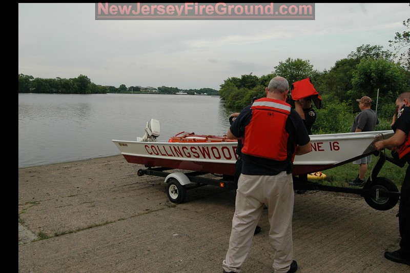 6-1-2010(Camden County)CHERRY HILL Cooper River-Water Recovery