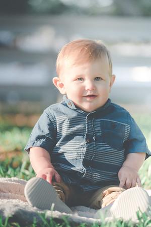Brady Bishoff 1 Year!