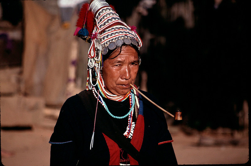 Hmong tribesman