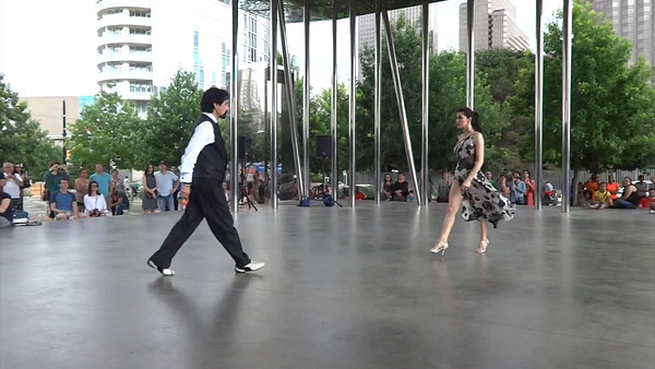 Tango in the Park Videos 5-21-16