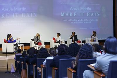 Areva Martain|Make It Rain Booking Signing