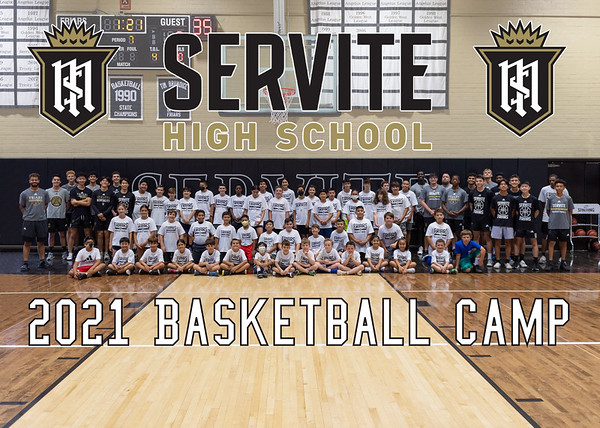 Basketball Camp 7-1-21