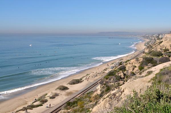 San Clemente State Beach     Feb 2008
