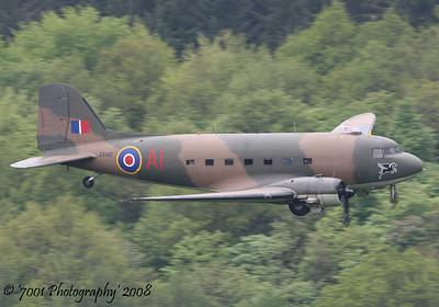 Dakota 3, C-47A (DC-3)