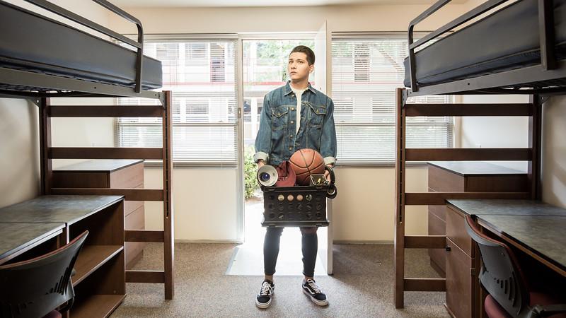 NMSU - Chapter 10 - Student Life - Dorm Room