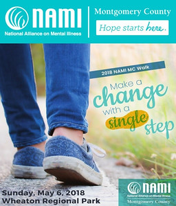 2018-05-06 NAMI Montgomery County Walk