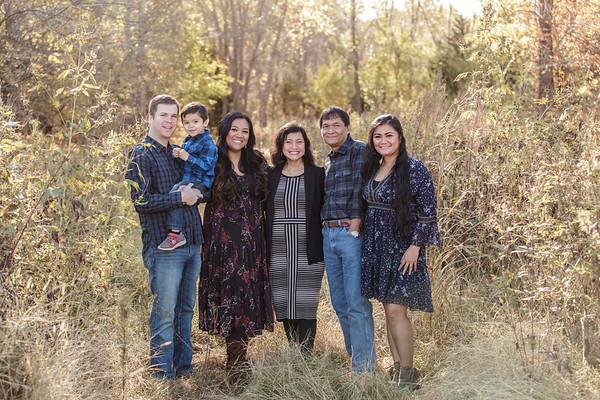 Pittman family 2018