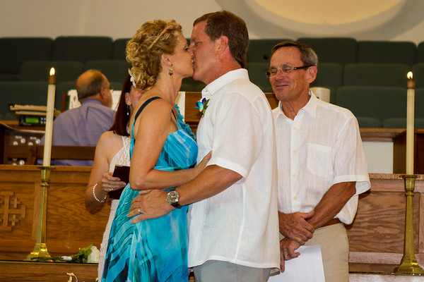 Becky and Carl's wedding day 7.28.2012