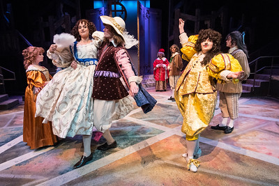 34446  The Three Musketeers April 2018