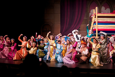 Once Upon a Mattress - 2012