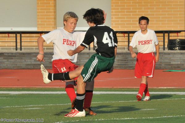 PHS Boys JV Soccer