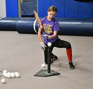 Summer 2016 Softball Practice