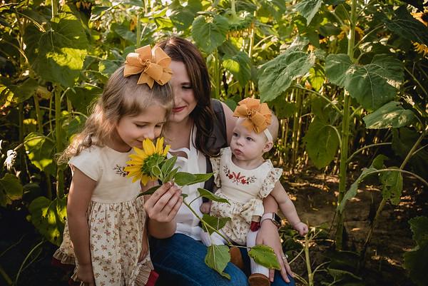 Mommy & Me : Katrina, Emmy, & Ella + Nova