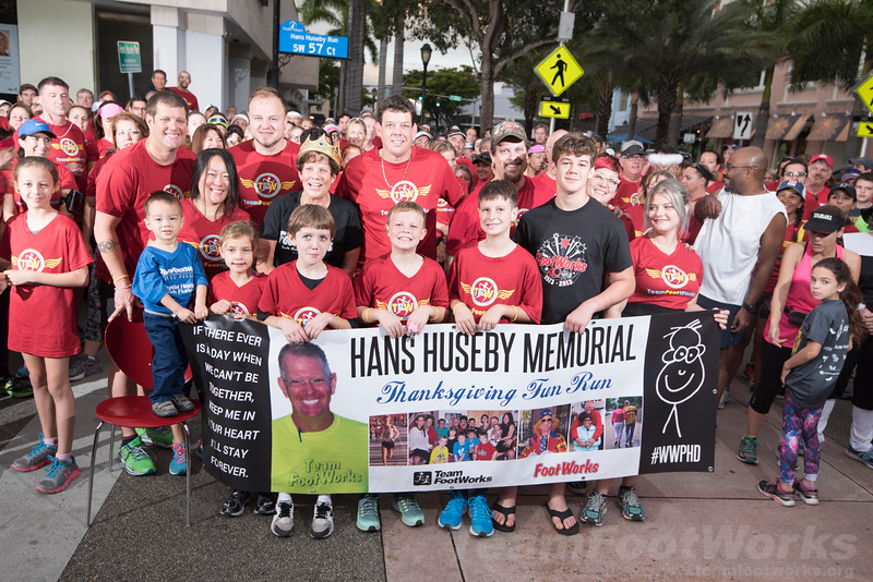 2016 Hansgiving Fun Run