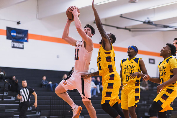 Men's Basketball vs Cal Miramar (12-30-2019)