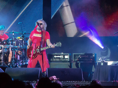 Sammy Hagar Thunder Valley 2013