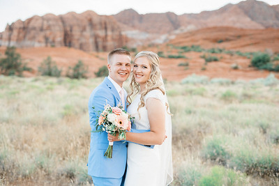 April and Ronny Bridal