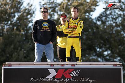 Lincoln Speedway - 3/31/18 - David Dellinger