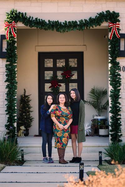 Sanjie Family Photos 2018