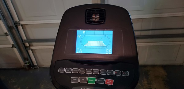 Sole Elliptical WE55 2009 for sale