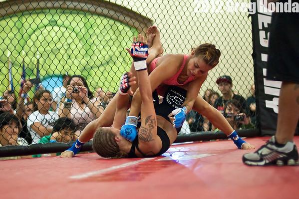Lauren Barefoot vs Kailin Curran