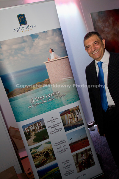 Carrier Preferred Partner Awards & 2013 Season Launch Party,The Roof Gardens, Kensington, 24th October 2012