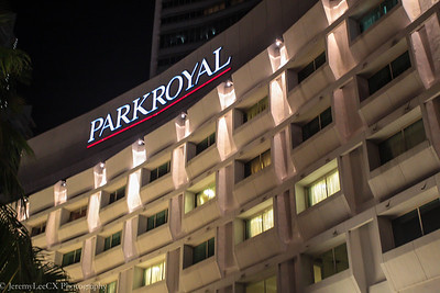PARKROYAL On Beach Road (Orchid Club King Room)