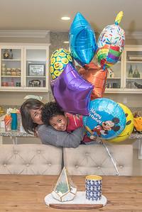 Kameron's 4th Birthday