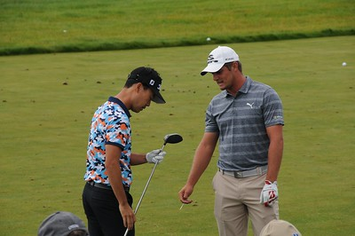 13 June US Open Tuesday Practice favorites