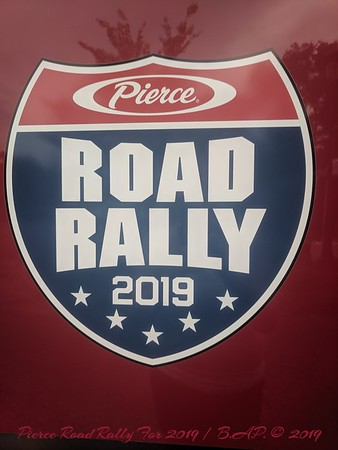 Pierce Road Rally 2019