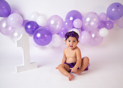 Marina's 1st Birthday Session - August 2019
