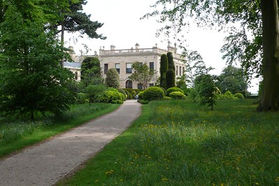 Brodsworth April