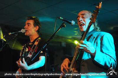 The Blockheads - at The Lemon Tree - Aberdeen,UK - December 5, 2009