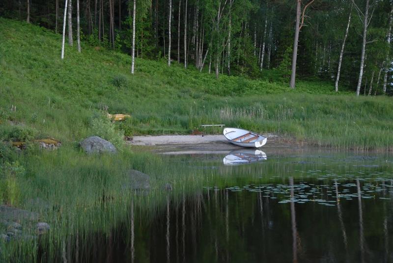 På Bergsjön