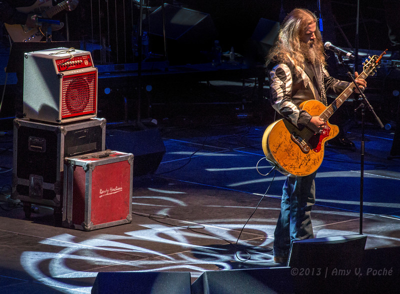 "Jamey Johnson returned for his version of ""Tennessee Whiskey""…smooth indeed"