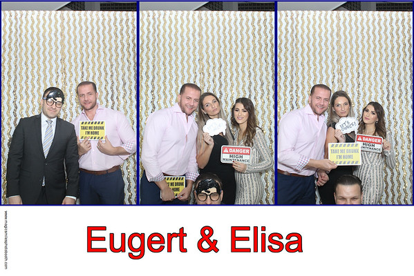 Eugert and Elisa Wedding