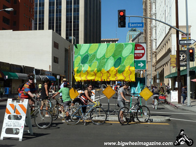 CicLAvia 2011 - Los Angeles, CA - October 9, 2011