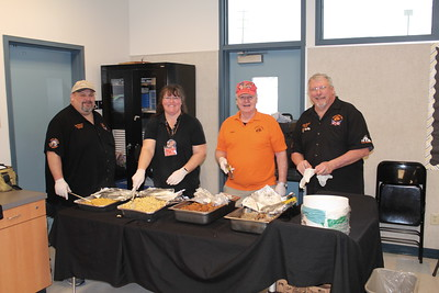 3/22/18 Yorba Middle School GRIP Mentor Program Luncheon