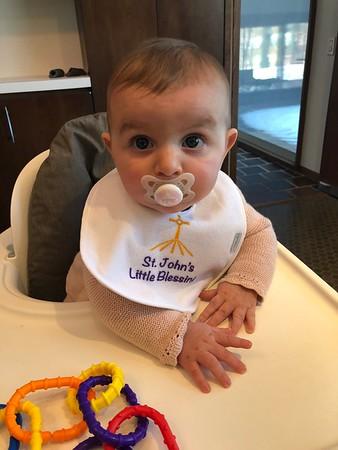 Southfield Virtual Baby Blessing (Feb. 14, 2021)