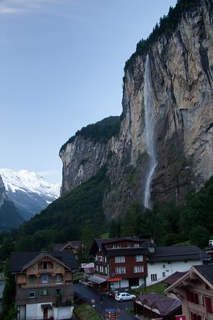 Day 5: Lauterbrunnen, Männlichen, Kleine Scheidegg, Eigergletscher